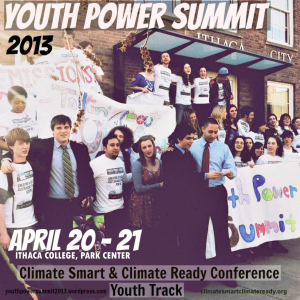 Youth Power Summit Promo - Front
